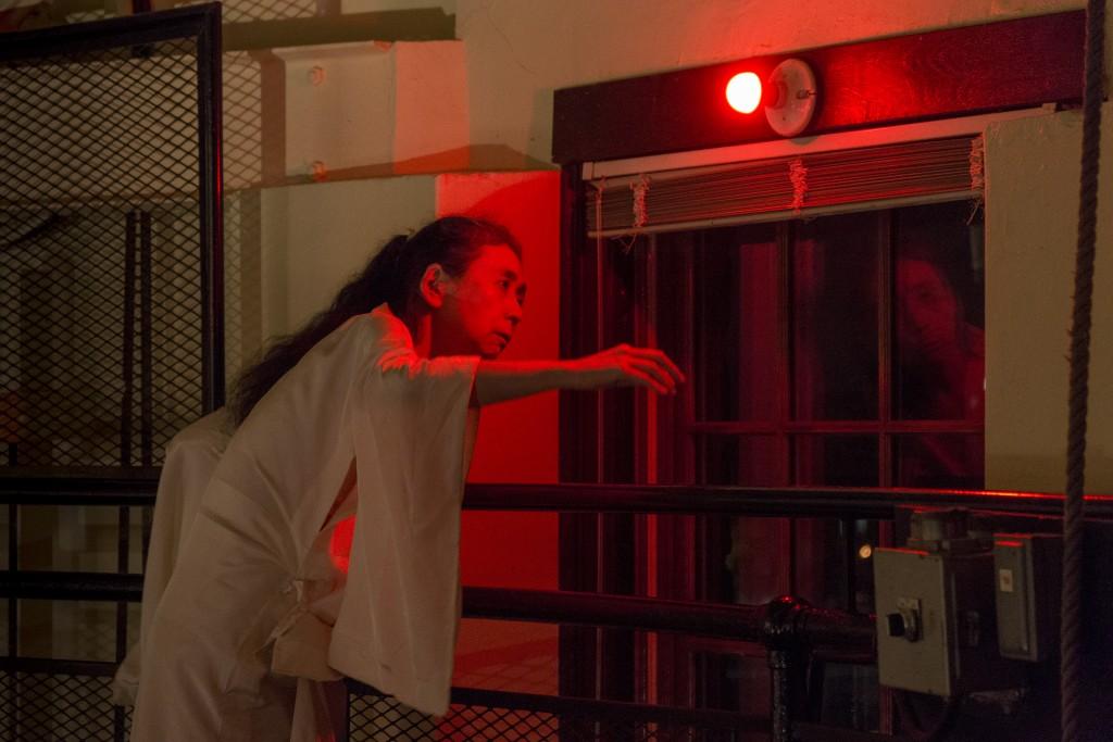 Eiko at Van Vleck Observatory_110515_0338 Photo by Wm Johnston